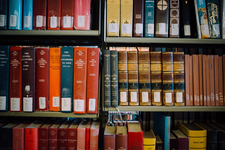 Libros - Maestria en Teologia