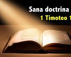 Nuestra Doctrina de Fe